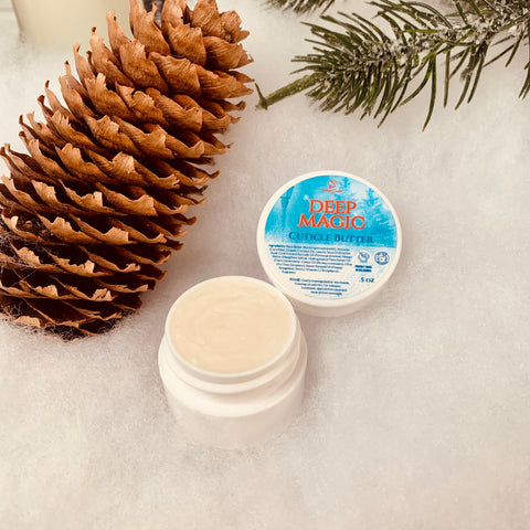 DEEP MAGIC Cuticle Butter