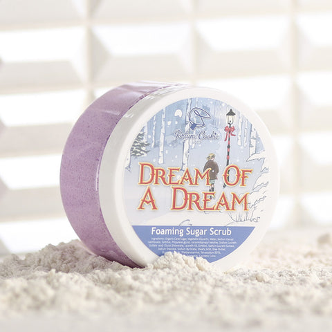 DREAM OF A DREAM Foaming Sugar Scrub - Fortune Cookie Soap - 1
