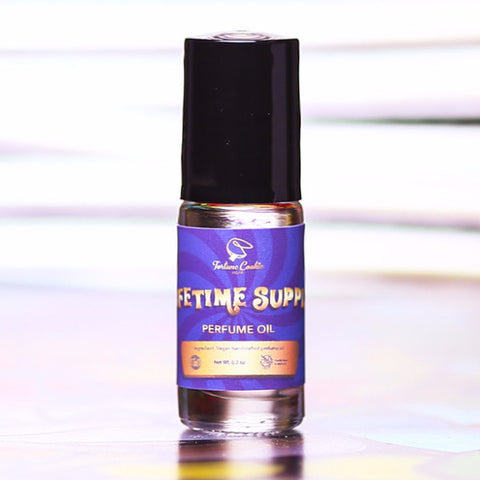 LIFETIME SUPPLY Roll On Perfume Oil