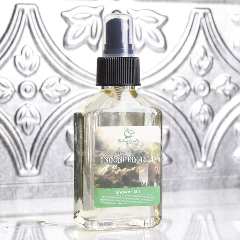 INCONCEIVABLE! Shower Oil - Fortune Cookie Soap