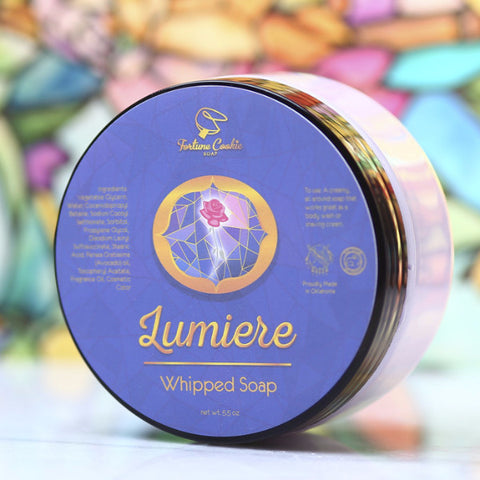 LUMIERE Whipped Soap