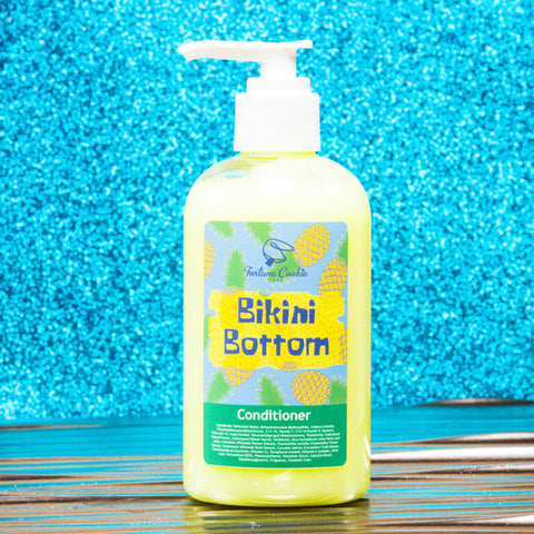 BIKINI BOTTOM Liquid Conditioner - Fortune Cookie Soap