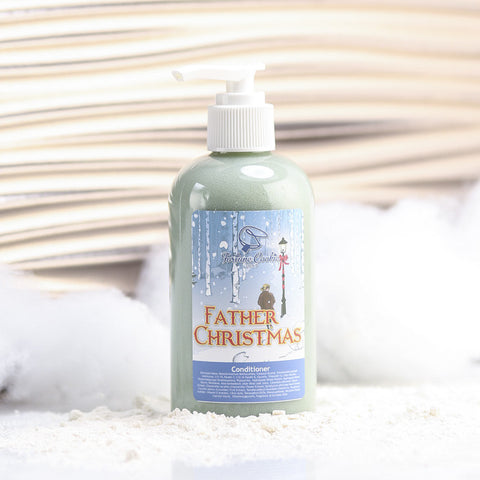 FATHER CHRISTMAS Liquid Conditioner - Fortune Cookie Soap - 1