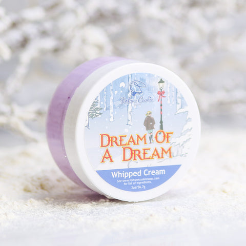 DREAM OF A DREAM Whipped Cream - Fortune Cookie Soap - 1