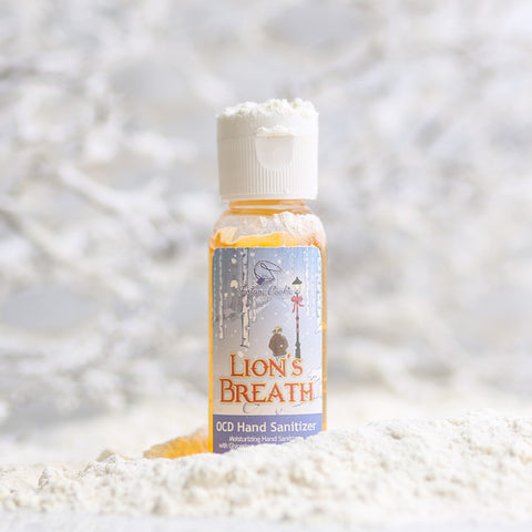 LION'S BREATH OCD Hand Sanitizer - Fortune Cookie Soap - 1
