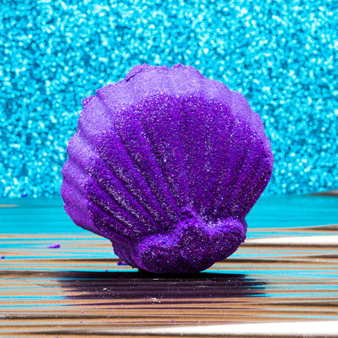 MAGIC CONCH SHELL Bath Bomb - Fortune Cookie Soap - 1