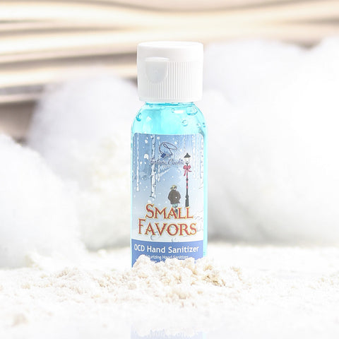 SMALL FAVORS OCD Hand Sanitizer - Fortune Cookie Soap - 1