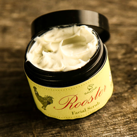 ROOSTER Face Scrub