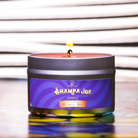 GRAMPA JOE Hand Poured Soy Candle