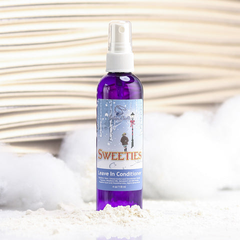 SWEETIES Leave-in Conditioner - Fortune Cookie Soap