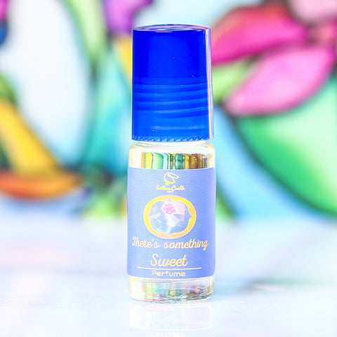THERE'S SOMETHING SWEET Roll On Perfume Oil