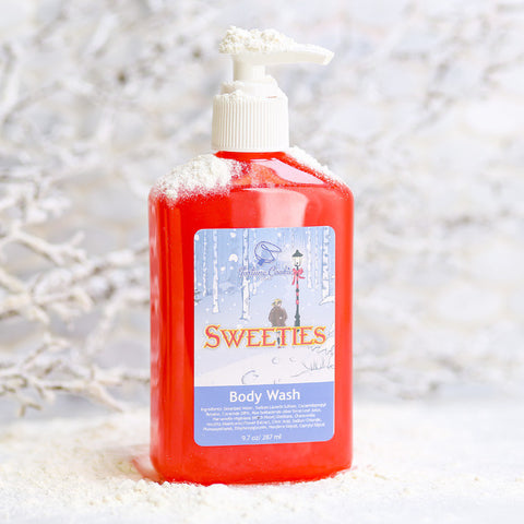 SWEETIES Body Wash - Fortune Cookie Soap - 1