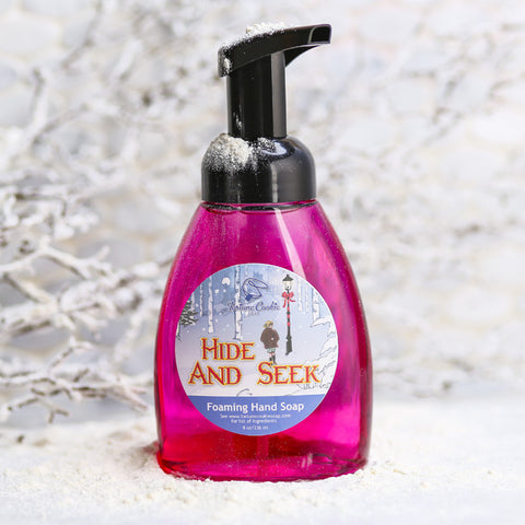 HIDE AND SEEK Foaming Hand Soap - Fortune Cookie Soap - 1