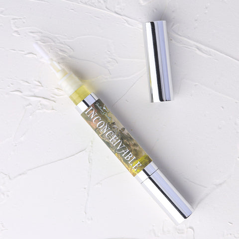 INCONCEIVABLE! Cuticle Oil Pen - Fortune Cookie Soap