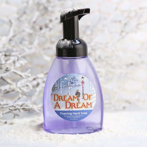 DREAM OF A DREAM Foaming Hand Soap - Fortune Cookie Soap - 1