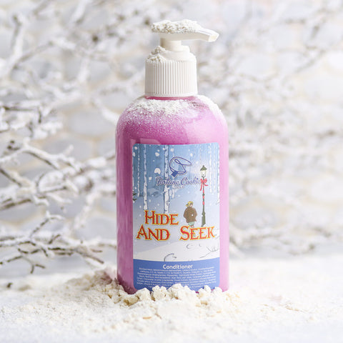 HIDE AND SEEK Liquid Conditioner - Fortune Cookie Soap - 1