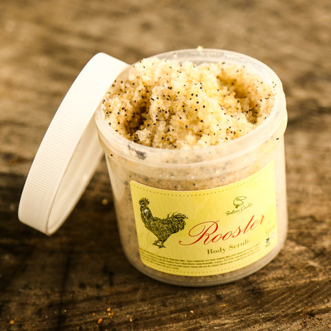 ROOSTER Body Scrub