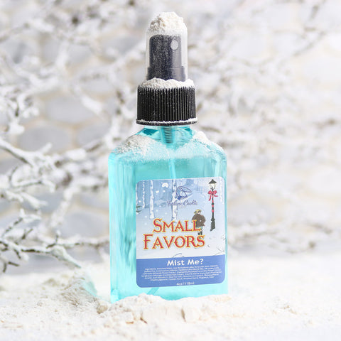 SMALL FAVORS Mist Me? Body Spray - Fortune Cookie Soap