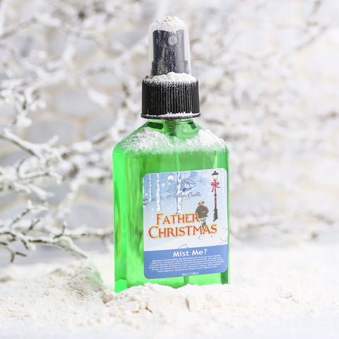 FATHER CHRISTMAS Mist Me? Body Spray - Fortune Cookie Soap