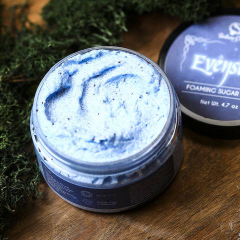 EVENSTAR Foaming Sugar Scrub