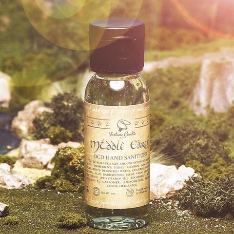MIDDLE EARTH OCD Hand Sanitizer