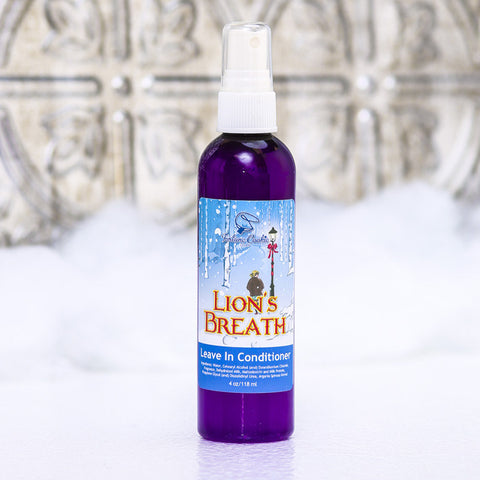 LION'S BREATH Leave-in Conditioner - Fortune Cookie Soap