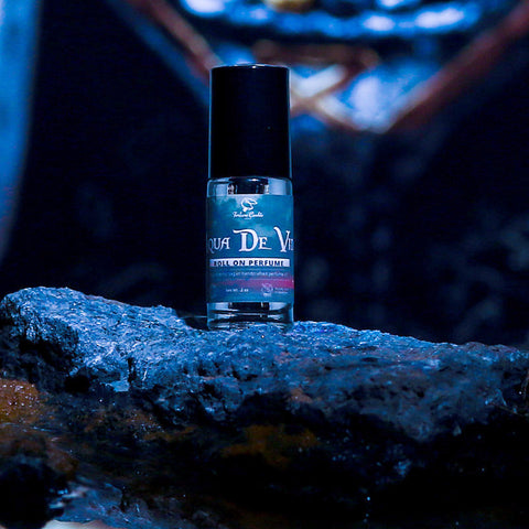 AQUA DE VIDA Roll On Perfume Oil