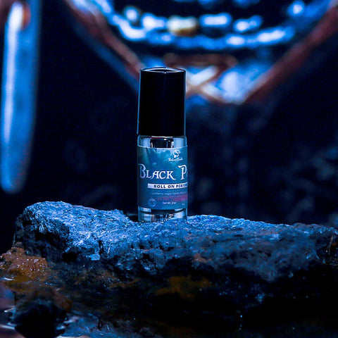 BLACK PEARL Roll On Perfume Oil