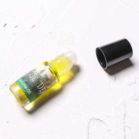 MOSTLY DEAD Roll On Perfume Oil - Fortune Cookie Soap