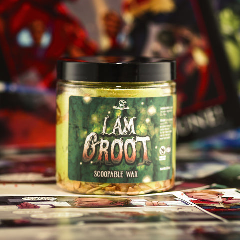 I AM GROOT Scoopable Wax