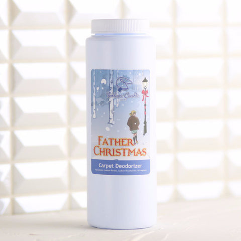FATHER CHRISTMAS Carpet Deodorizer - Fortune Cookie Soap