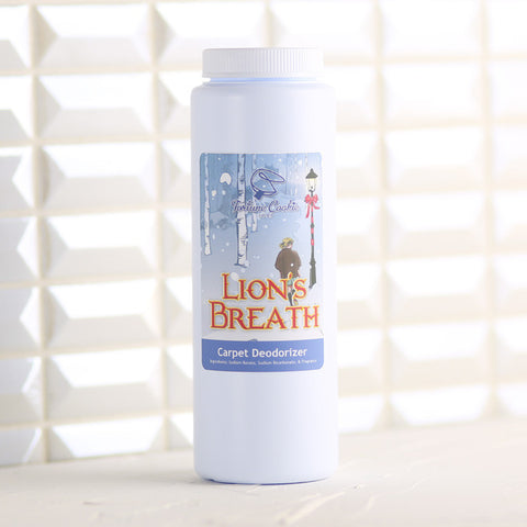 LION'S BREATH Carpet Deodorizer - Fortune Cookie Soap