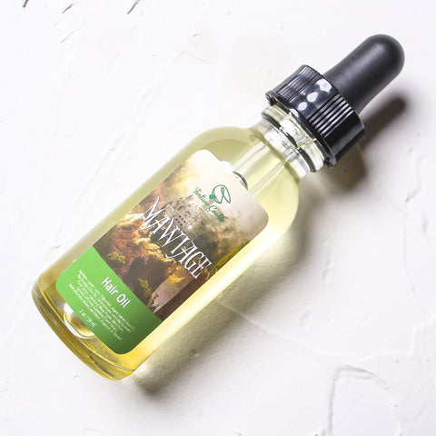 MAWIAGE Hair Oil - Fortune Cookie Soap