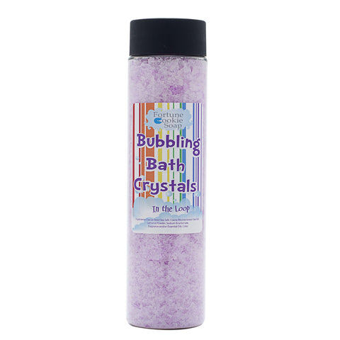 In the Loop Bath Salts - Fortune Cookie Soap