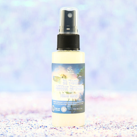 IN YOUR GLITTER DREAMS Shimmer Pillow Spray