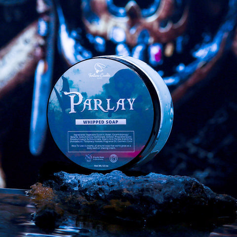 PARLAY Whipped Soap