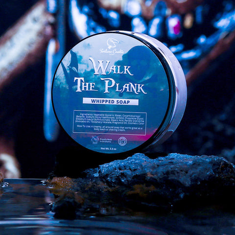 WALK THE PLANK Whipped Soap