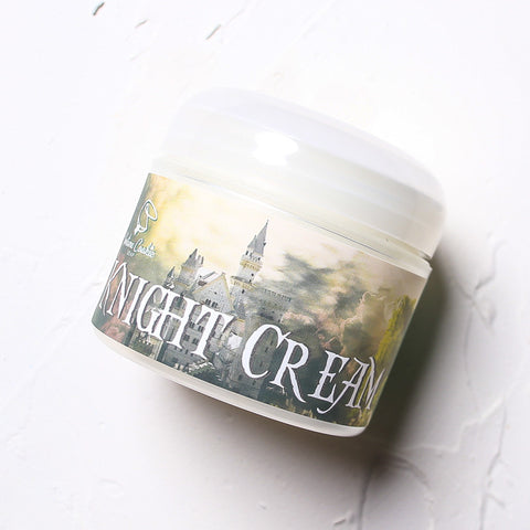 KNIGHT CREAM Facial Moisturizer - Fortune Cookie Soap - 1