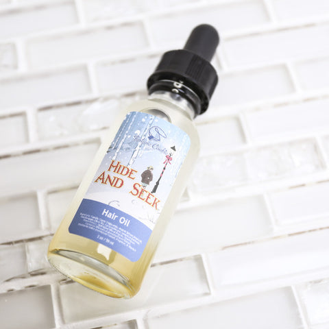 HIDE AND SEEK Hair Oil - Fortune Cookie Soap