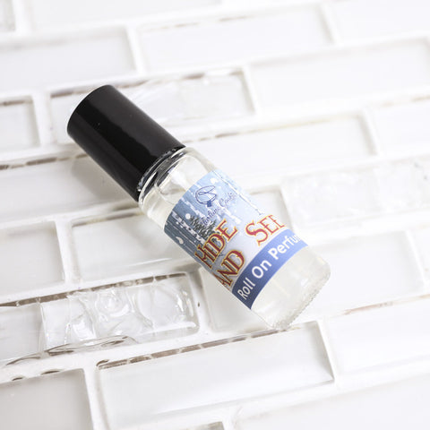 HIDE AND SEEK Roll On Perfume Oil - Fortune Cookie Soap - 1