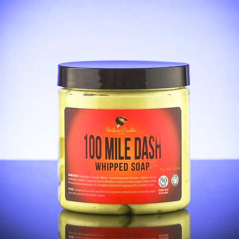 100 MILE DASH Whipped Soap