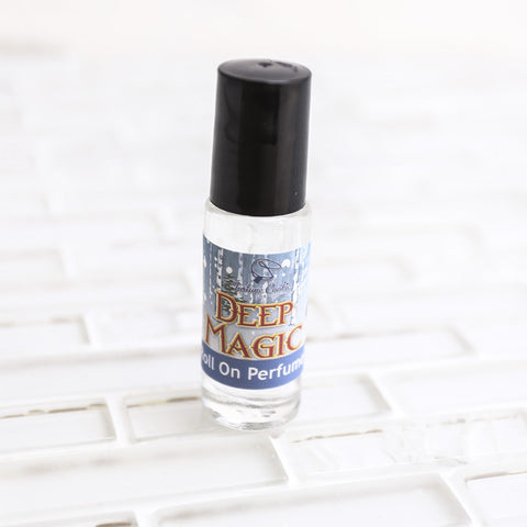 DEEP MAGIC Roll On Perfume Oil - Fortune Cookie Soap - 1