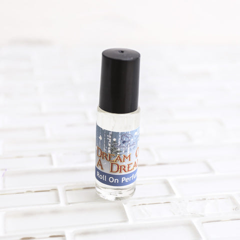 DREAM OF A DREAM Roll On Perfume Oil - Fortune Cookie Soap - 1