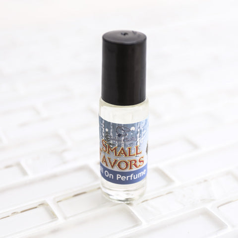 SMALL FAVORS Roll On Perfume Oil - Fortune Cookie Soap