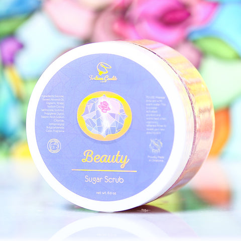 BEAUTY Sugar Scrub