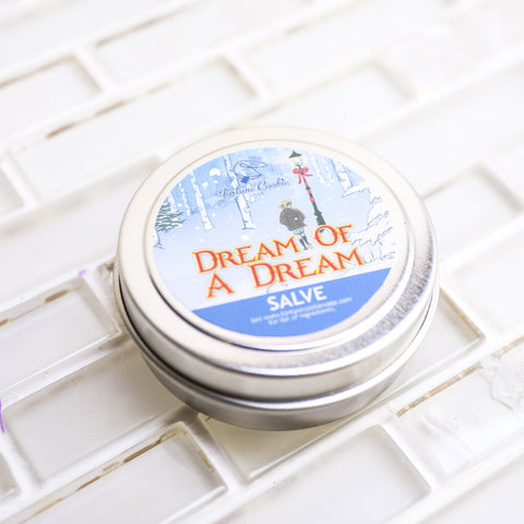 DREAM OF A DREAM Salve - Fortune Cookie Soap - 1