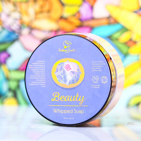 BEAUTY Whipped Soap