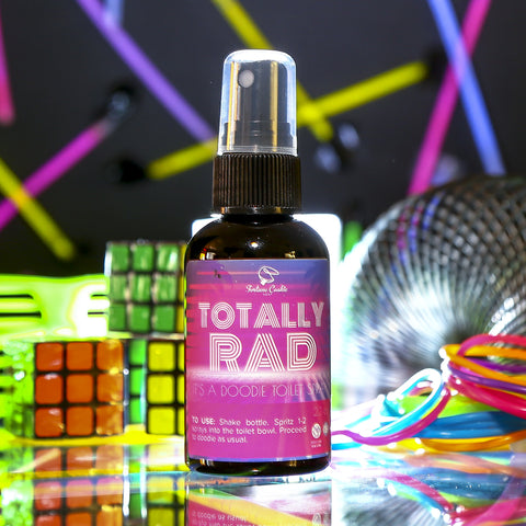 TOTALLY RAD It's a Doodie! Toilet Spray