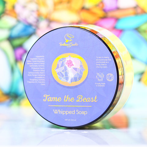 TAME THE BEAST Whipped Soap