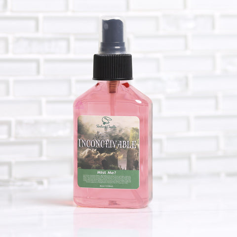 INCONCEIVABLE! Mist Me? Body Spray - Fortune Cookie Soap